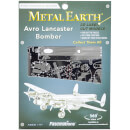 Metal Earth Avro Lancaster Bomber Plane Construction Kit