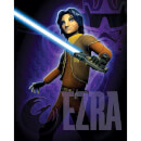 Star Wars Rebels Ezra - 16 x 20 Inches Mini Poster