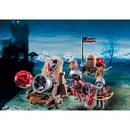 Playmobil Hawk Knights' Battle Cannon (6038)