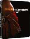 From Russia With Love - Zavvi UK Exclusive Limited Edition Steelbook