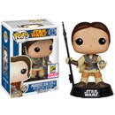 Star Wars Leia Boushh Unmasked SDCC Exclusive Pop! Vinyl Figure