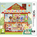 Animal Crossing: Happy Home Designer + amiibo card