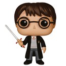 Harry Potter with Gryffindor Sword Pop! Vinyl Figure