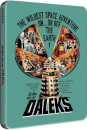 Dr Who and the Daleks - Zavvi Exclusive Limited Edition Steelbook (UK EDITION)