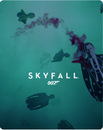 Skyfall Blu-ray Steelbook - Zavvi UK Exclusive Limited Edition Steelbook