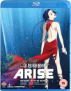Ghost In The Shell Arise: Borders 3 & 4