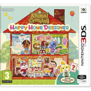 Animal Crossing: Happy Home Designer + Carte Amiibo