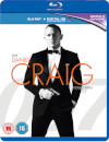 Daniel Craig 007 Triple - Casino Royale / Quantum of Solace / Skyfall (+ UV)