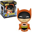 DC Comics Batman 75th Anniversary Orange Rainbow Batman Dorbz Action Figure