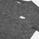 Performance Short Sleeve Top - Black - S - Black