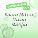 Garnier Micellar Water Facial Cleanser Combination Skin 400ml