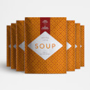 Meal Replacement Box of 7 Red Thai Chicken Soup