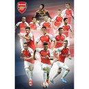 Arsenal Players 15/16 - 24 x 36 Inches Maxi Poster