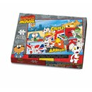 Paul Lamond Games Danger Mouse Cripes Puzzle (1000 Pieces)