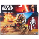 Star Wars: The Force Awakens Assault Walker Exclusive Figure Set