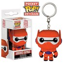 Disney Big Hero 6 Armored Baymax Pop! Vinyl Key Chain