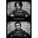 Supernatural Mug Shots - 24 x 36 Inches Maxi Poster