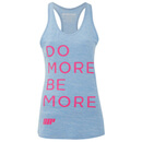Myprotein Women's Performance Slogan Vest - Light Blue - US 4 - Blue