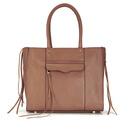 Rebecca Minkoff Women's Medium MAB Tote Bag - Almond
