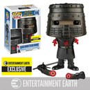 Monty Python And The Holy Grail Flesh Wound Black Knight Entertainment Earth Exclusive Pop! Vinyl Figure