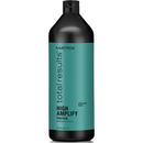 Matrix Total Results High Amplify Shampoo (1000ml), Conditioner (1000ml) and Foam Volumizer (270ml)