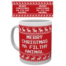 Christmas Filthy Animal - Mug