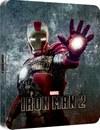 Iron Man 2 - Zavvi exklusives (UK Edition) Lentikular Edition Steelbook Blu-ray