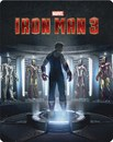 Iron Man 3 3D (Includes 2D Version) - Zavvi Exclusive Lenticular Edition Steelbook
