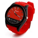 Martian Notifier Smart Watch (IOS and Android Compatible) - Red