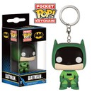 Batman 75th Anniversary Green Batman Pop! Vinyl Keychain