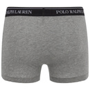 Polo Ralph Lauren Men's 3 Pack Boxer Shorts - White/Heather/Black