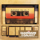 Guardians of The Galaxy: Awesome Mix (Los Guardianes de la galaxia) - Vol. 1 - BSO LP-Vinilo (negro)