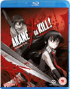 Akame Ga Kill Collection 1 - Episodes 1-12
