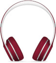 Beats by Dr. Dre: Solo2 Luxe Edition On-Ear Headphones  - Red