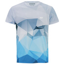 Myprotein Men's Geometric Printed Training Shirt - Light Blue