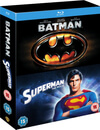 Batman And Superman Double Pack