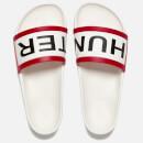 Hunter Women's Original Slide Sandals - White