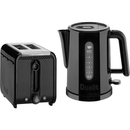 Dualit Studio 1.5L Kettle and 2 Slice Toaster Bundle - Black