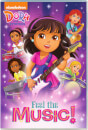 Dora and Friends: Feel the Music