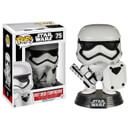 Star Wars The Force Awakens First Order Stormtrooper With Shield Limited Edition Pop! Vinyl Figure