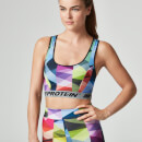 Myprotein Women's Triometric Printed Sports Bra