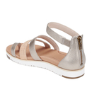 d39b18e8783 UGG Women's Zina Gladiator Sandals - Gray Gold