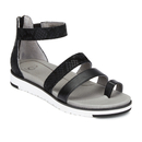 Ugg Women S Zina Gladiator Sandals Black Womens Footwear