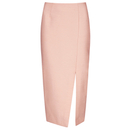 C/MEO COLLECTIVE Women's Perfect Lie Pencil Skirt - Pink