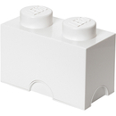 LEGO Storage Brick 2- White