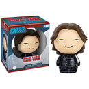 Marvel Captain America Civil War Winter Soldier Dorbz Action Figure