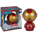 Marvel Captain America Civil War Iron Man Dorbz Action Figure