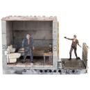 McFarlane The Walking Dead Upper Prison Cells Construction Set
