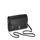 The Cambridge Satchel Company Women's Large Push Lock Cross Body Bag - Black