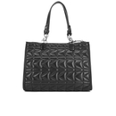 Karl Lagerfeld Women's K/Kuilted Tote Bag - Black